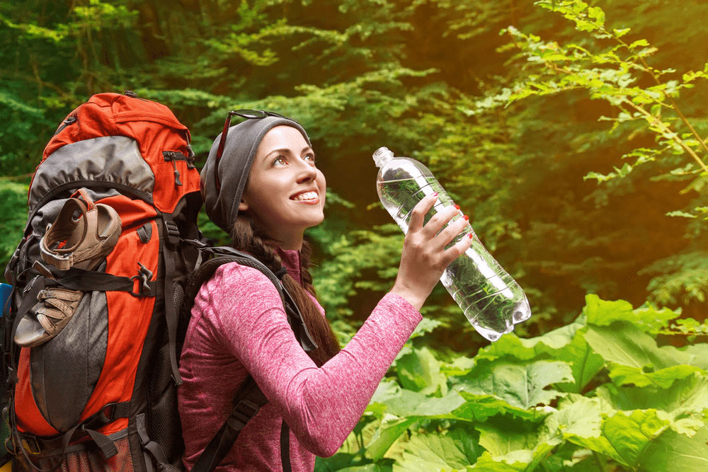 How Much Water To Bring When Hiking