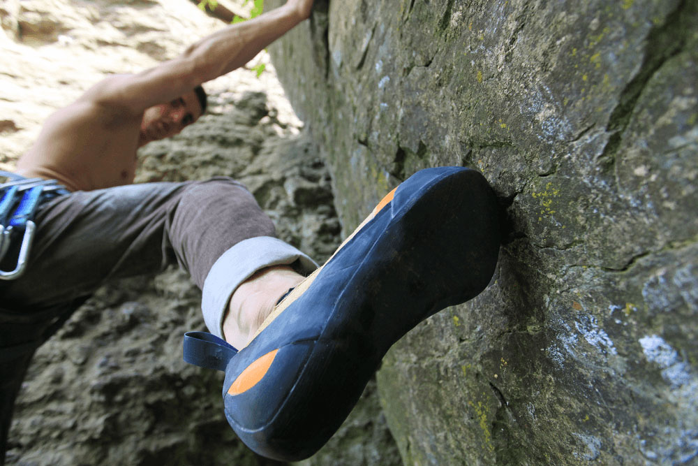 climbing for beginners techniques