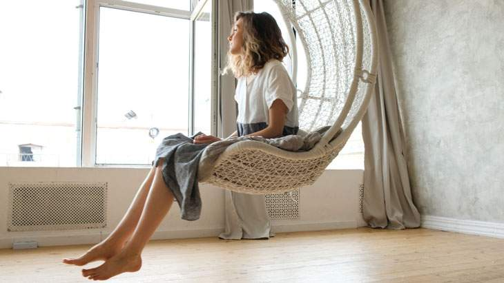 best hanging chair hammock