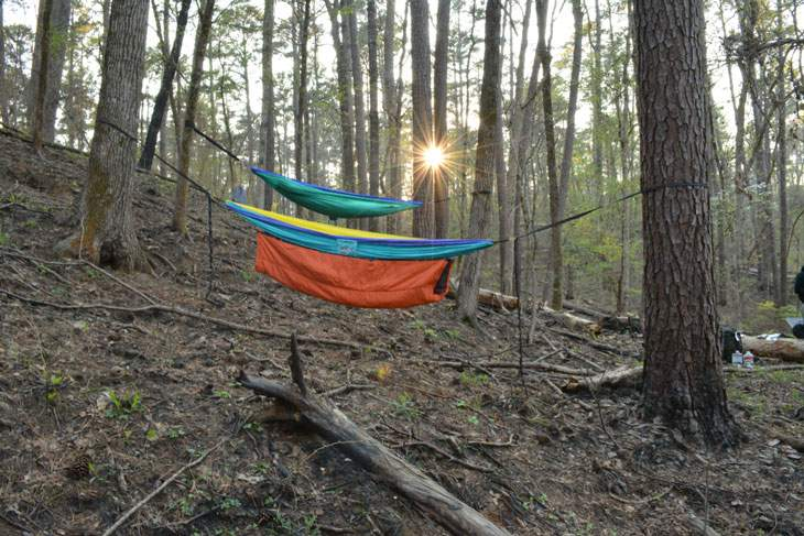 best hammock underquilt for backpacking