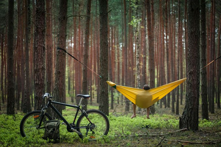 best camping hammock for tall person