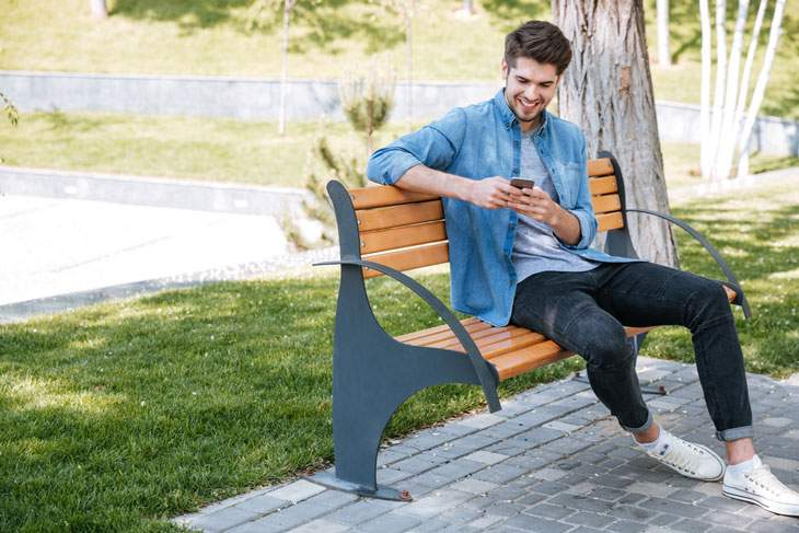 best rated outdoor benches