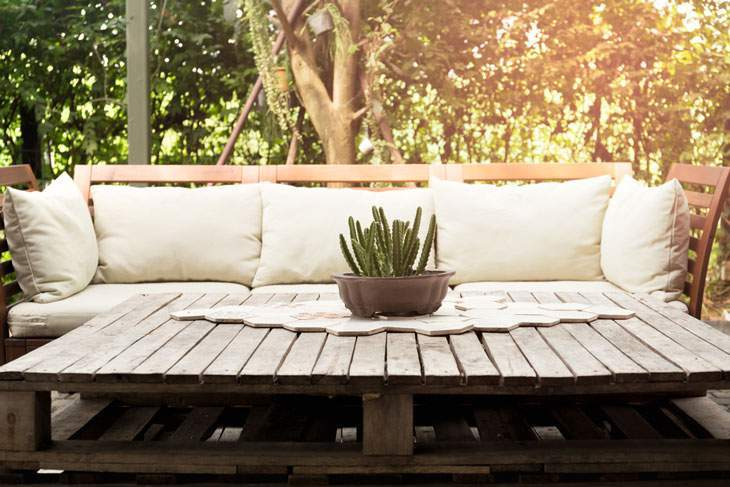 best outdoor chair cushions