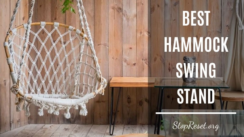 Best Hammock Swing Stand