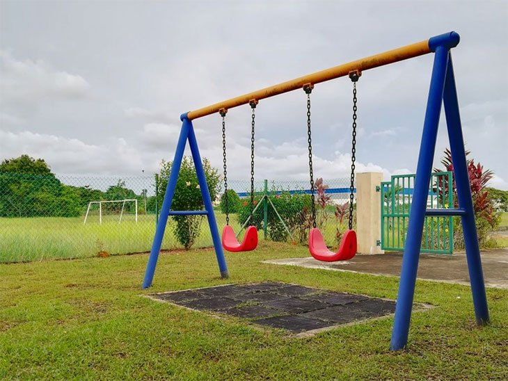 best swing sets for baby