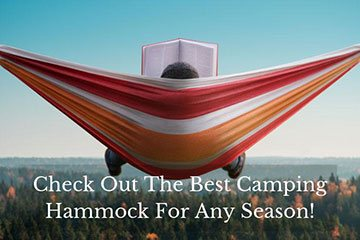 Best Cammping Hammock for any season