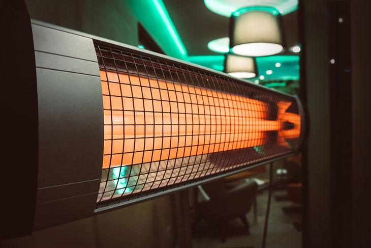 best outdoor electric infrared heater reviews