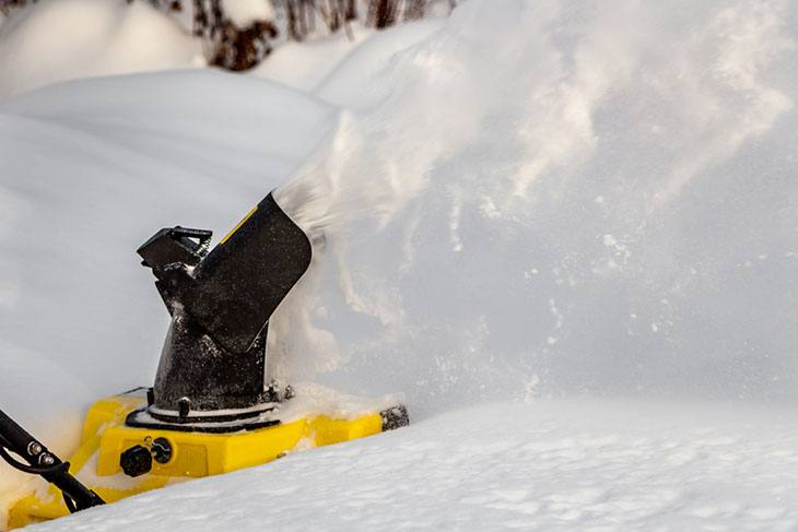 reviews of cordless electric snow blowers