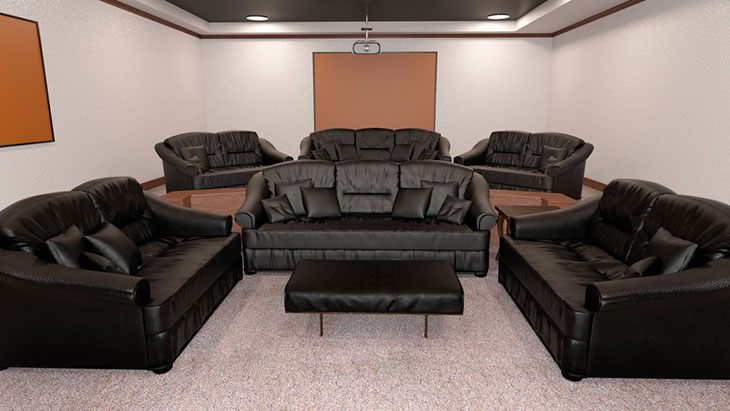 best budget home theater seating