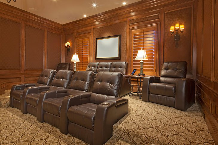 best home theater seating 2021
